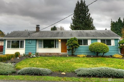 Lacey Single Family Home For Sale: 4611 16th Ave SE