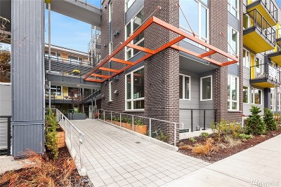 Seattle Condo/Townhouse For Sale: 121 12th Ave E #207