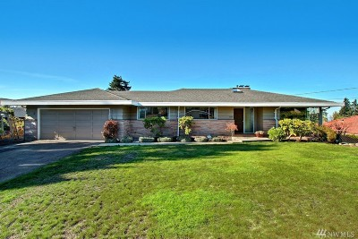 Edmonds Single Family Home For Sale: 17916 73rd Ave W