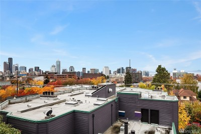 King County Condo/Townhouse For Sale: 121 12th Ave E #402