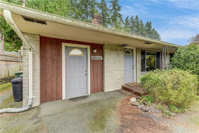 Edmonds Single Family Home For Sale: 24030 Firdale Ave