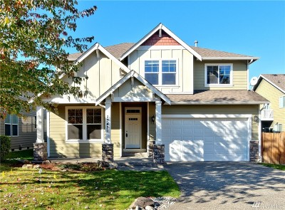Maple Valley Single Family Home For Sale: 27421 238th Place SE