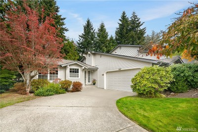 Bellevue Single Family Home For Sale: 11308 SE 65th St