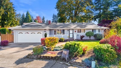King County Single Family Home For Sale: 16620 123rd Ave SE