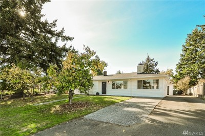 Seattle Single Family Home For Sale: 9433 9th Ave SW