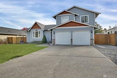 Puyallup Single Family Home For Sale: 17903 68th Ave E