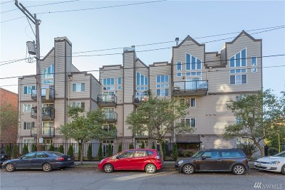 Seattle Condo/Townhouse For Sale: 231 Belmont Ave E #403