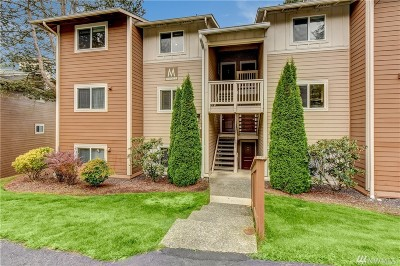 Woodinville Condo/Townhouse For Sale: 14210 NE 181st Place #M301