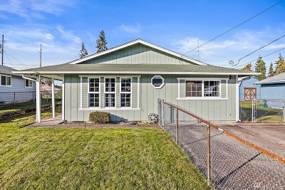 Tacoma Single Family Home For Sale: 927 E 65th St