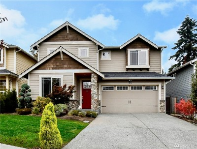 Bothell Single Family Home For Sale: 1623 241st St SW