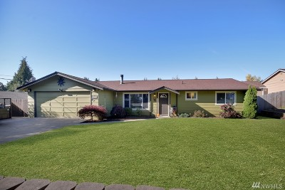 Tacoma Single Family Home For Sale: 5334 Browns Point Blvd