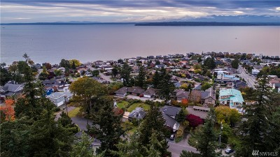 Shoreline Single Family Home For Sale: 19509 22nd Ave NW