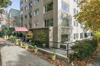 Seattle Condo/Townhouse For Sale: 1200 Boylston Ave #303