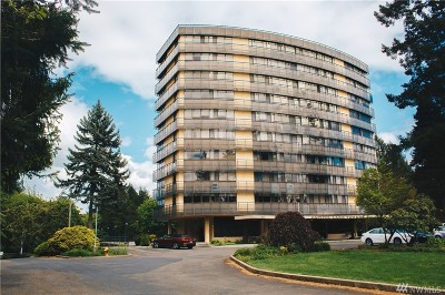 Olympia Condo/Townhouse For Sale: 1910 Evergreen Park Dr SW