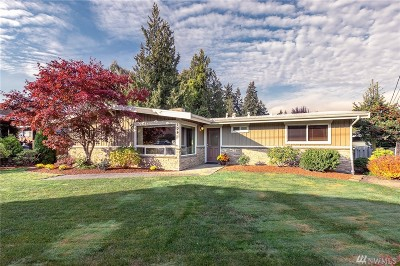 Edmonds Single Family Home For Sale: 534 4th Ave S