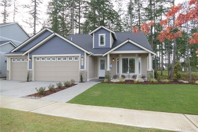 Thurston County Single Family Home For Sale: 4235 Bogey Dr NE #Lot28