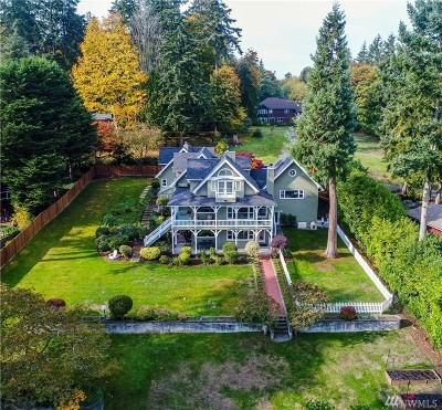 Bainbridge Island Single Family Home For Sale: 10034 NE Knight Rd