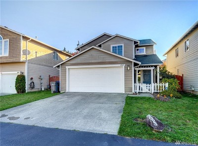 Bothell Condo/Townhouse For Sale: 4023 152nd Place SE