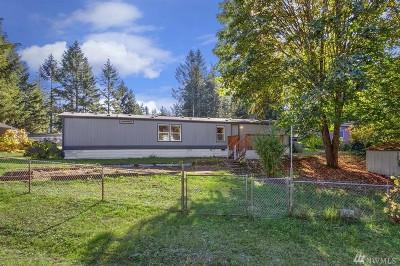 Belfair Single Family Home For Sale: 140 NE Captain Hook Dr