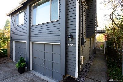 Seattle Single Family Home For Sale: 6709 16th Ave NW