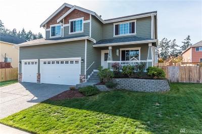 Oak Harbor Single Family Home Contingent: 777 Scenic Vista St