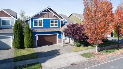 Lacey Single Family Home For Sale: 7069 Radius Loop SE