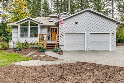 Gig Harbor Single Family Home For Sale: 3223 61st Ave NW