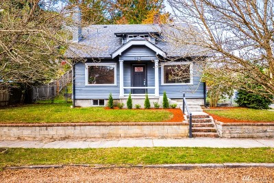 Pierce County Single Family Home For Sale: 902 S Washington St