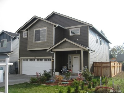 Yelm Single Family Home For Sale: 9558 Tyler Terrace Ct SE