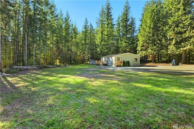 North Bend WA Single Family Home For Sale: $529,900