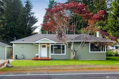 Shoreline Single Family Home For Sale: 18545 Fremont Ave N