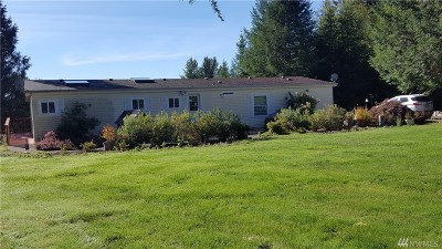 Single Family Home For Sale: 204 Van Hoesen Rd