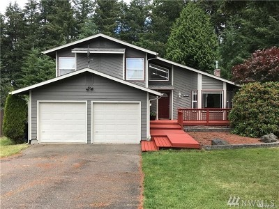Olympia Single Family Home For Sale: 3815 Foxtail Ct SE