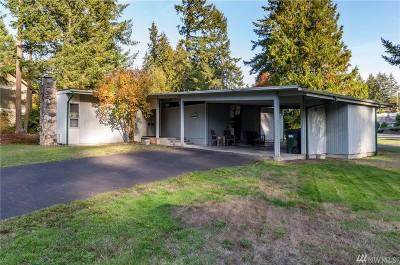 Pierce County Single Family Home For Sale: 11825 92nd Av Ct E