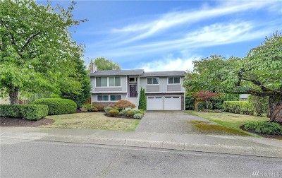 Bothell Single Family Home For Sale: 12129 NE 162nd Place