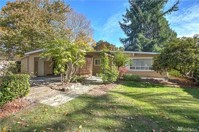 King County Single Family Home For Sale: 20014 Des Moines Memorial Dr