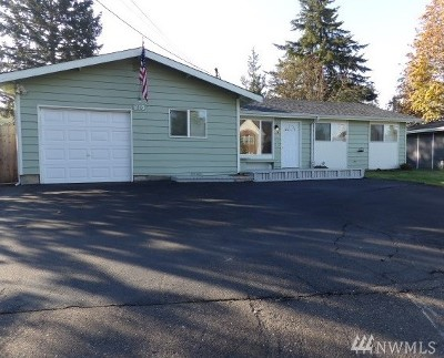 Lynnwood Single Family Home For Sale: 516 143rd St SW