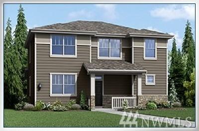 Mount Vernon Single Family Home For Sale: 3232 Braeburn Alley