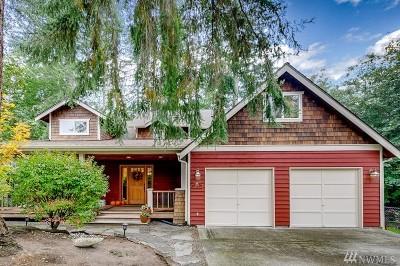 Bainbridge Island Single Family Home For Sale: 7575 NE Golden Lane