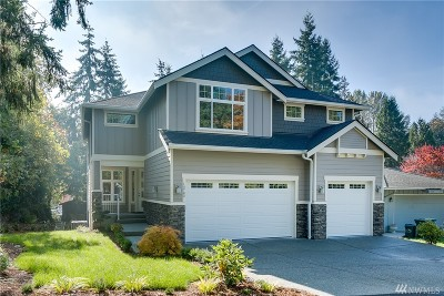 Bellevue Single Family Home For Sale: 14789 NE 13th Place