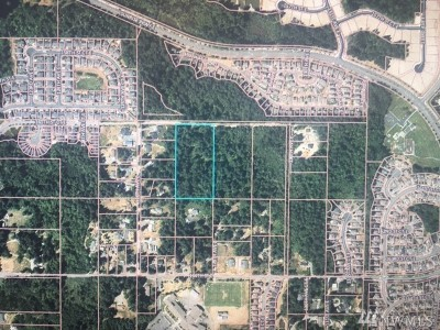 Puyallup Residential Lots & Land For Sale: 12702 160th St E