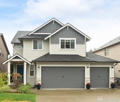 Puyallup Single Family Home For Sale: 12306 133rd St Ct E