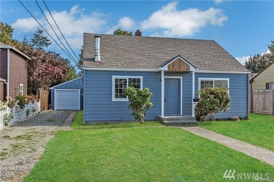 Tacoma Single Family Home For Sale: 821 S Macarthur St