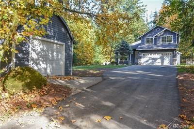 North Bend WA Single Family Home For Sale: $695,000