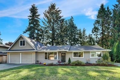Kirkland Single Family Home For Sale: 11623 NE 155th St