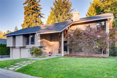 Redmond Single Family Home For Sale: 2514 181st Ave NE