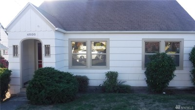 Tacoma Rental For Rent: 4808 A St