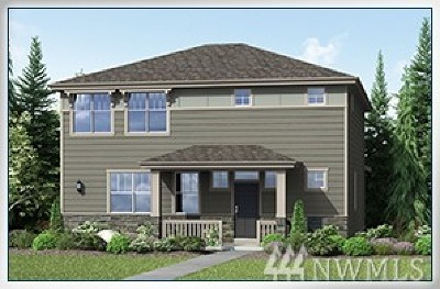 Skagit County Single Family Home For Sale: 3242 Braeburn Alley