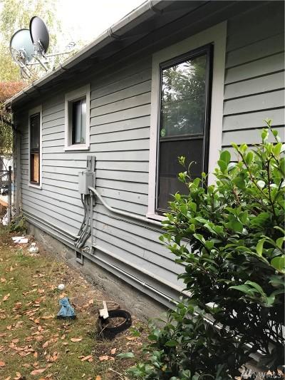 Tacoma Single Family Home For Sale: 2417 N Stevens St