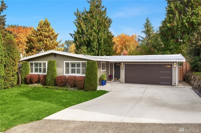 Kirkland Single Family Home For Sale: 1926 4th Place
